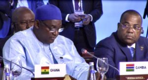 Russia-Africa Summit: President Barrow lays out Gambia investment potentials
