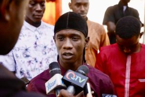 """""""We Want Gambian Artists to Compete on the World Stage''"""