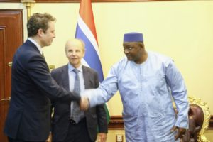 Gambia's Draft Constitution of Int'l Standard