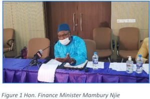 """Covid Billions: Finance Minister """"1 Billion GMD Landed in our Account Yesterday"""""""