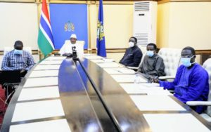 Covid 19: 'a challenging period but Gambia united against it' – Barrow tells Commonwealth