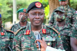 President Barrow Enthusiastic, Committed to the Armed Forces' – CDS