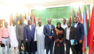 OICGambia, GRTS Managements discuss media support, 2022 summit broadcasting plans