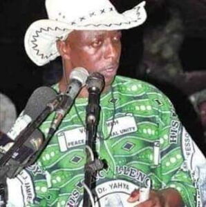 Ex-Gambian Minister Condemned To Death